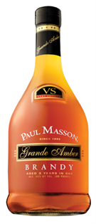 Paul Masson Brandy Grande Amber Pineapple 750ml - Case of 12